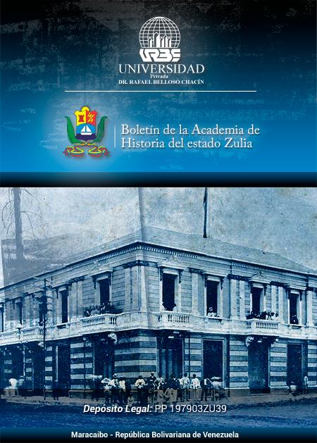 Boletín de la Academia de Historia del estado Zulia